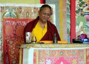 HE Dzigar Kongtrul Rinpoche.