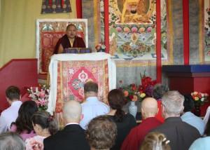 Jetsün Khandro Rinpoche.