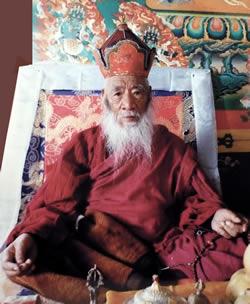 Kyabje Chatral RInpoche
