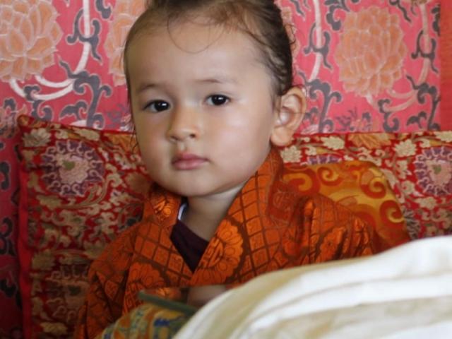 Dungse Rinpoche's 2nd Birthday