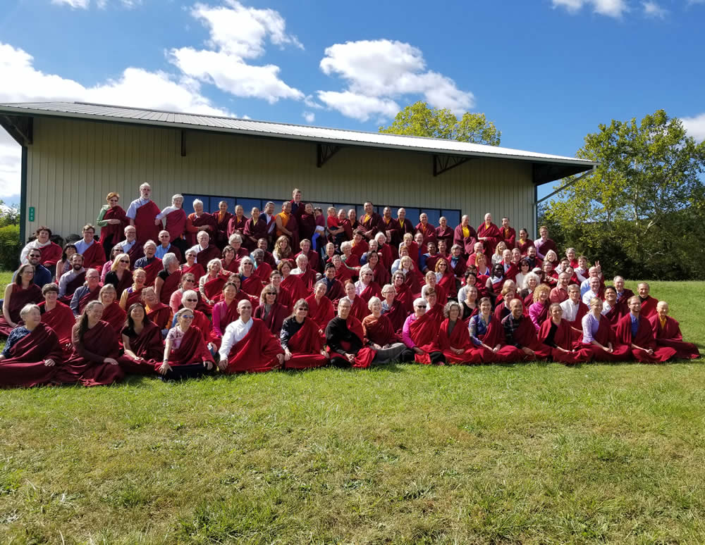 Vajrayana Retreat 2017