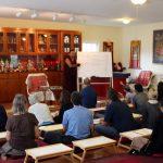 Tibetan grammar class