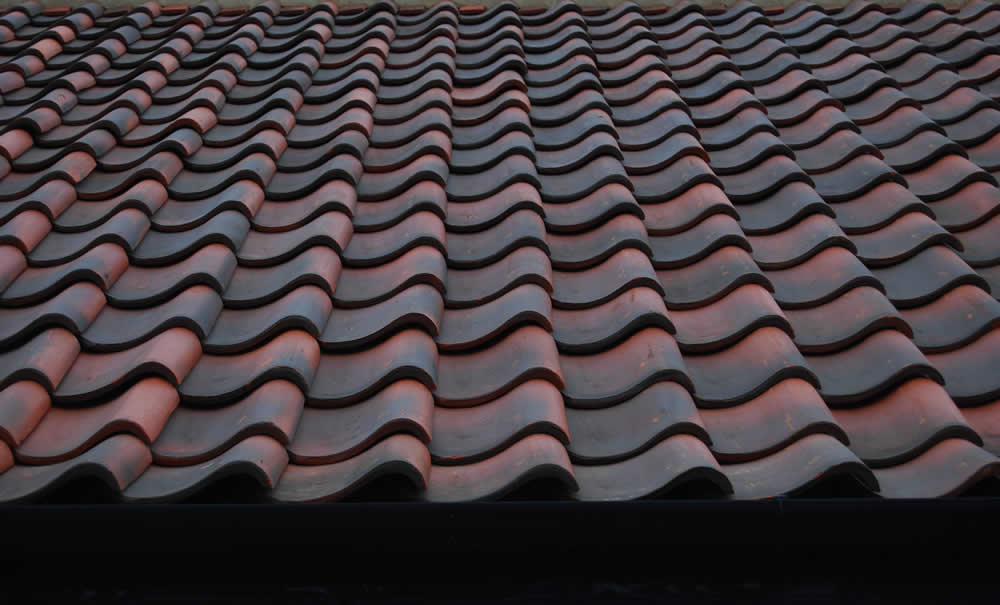 The roof of Mindrol Gatsal will feature interlocking Japanese roof tiles which will look very much like this.