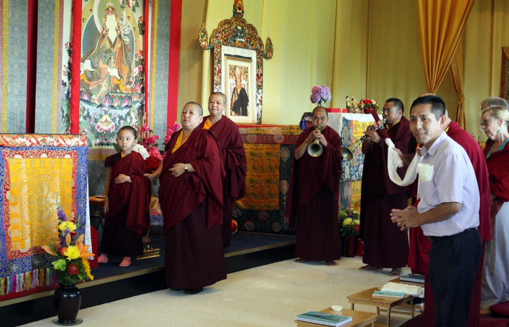 Dungse Rinpoche's 4th Birthday