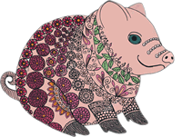 LOSAR 2019 - Year of the Female Earth Pig
