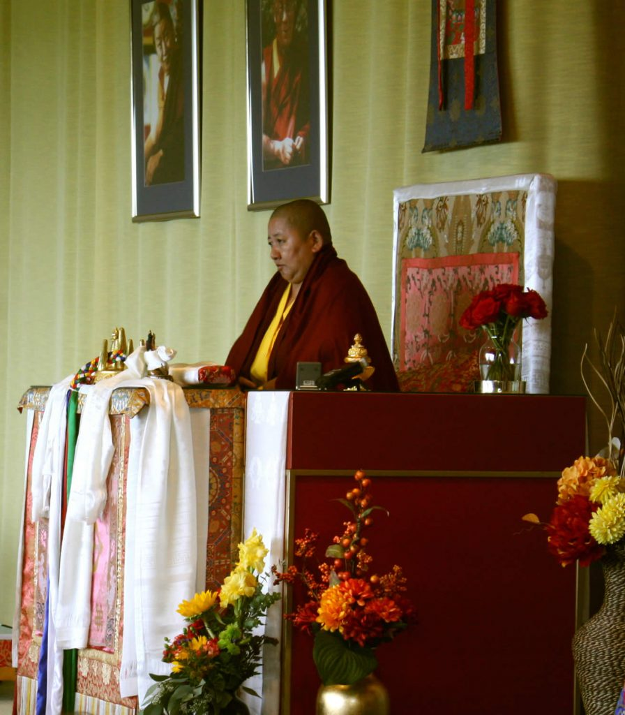 Vajrayana Retreat 2018