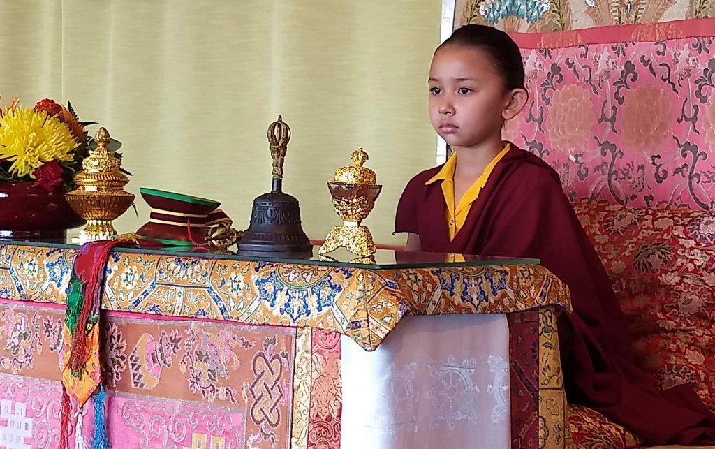 Minling Jetsün Rinpoche