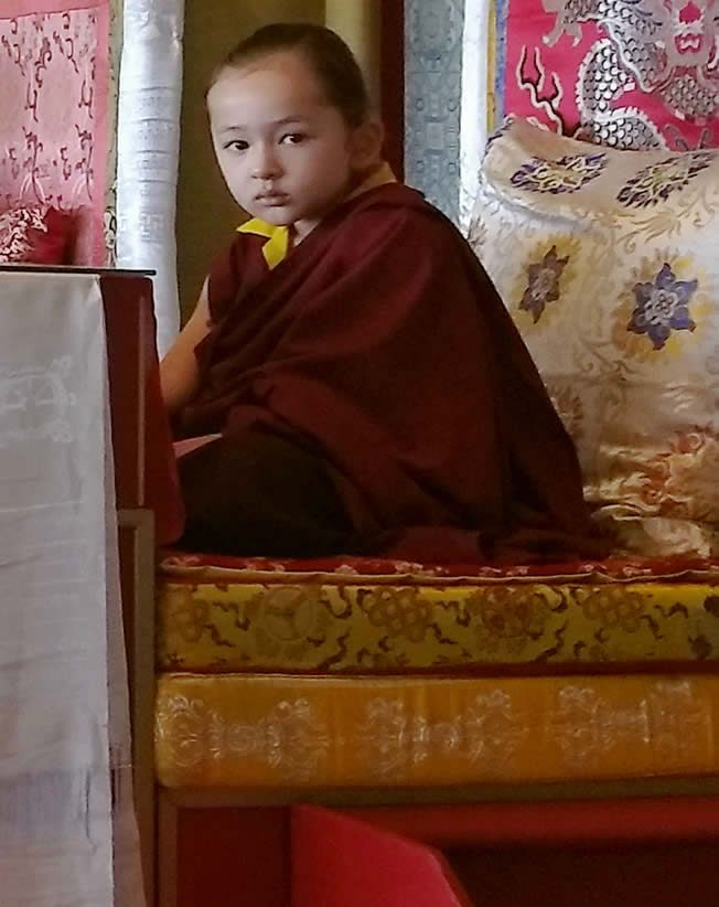 MInling Dungse Rinpoche