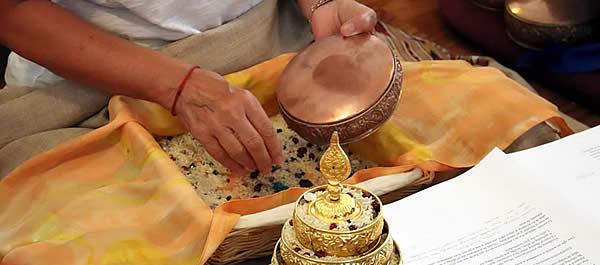Ngondro Practice - Mandala