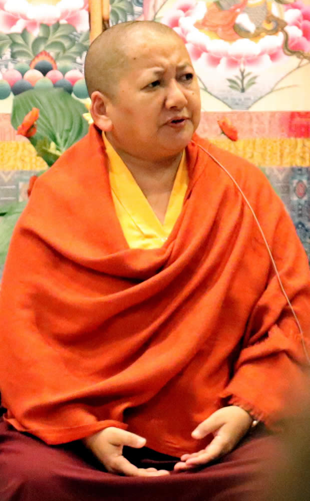 The Heart of the Vajrayana Path: Ngöndro Teachings - Jetsun Khandro Rinpoche