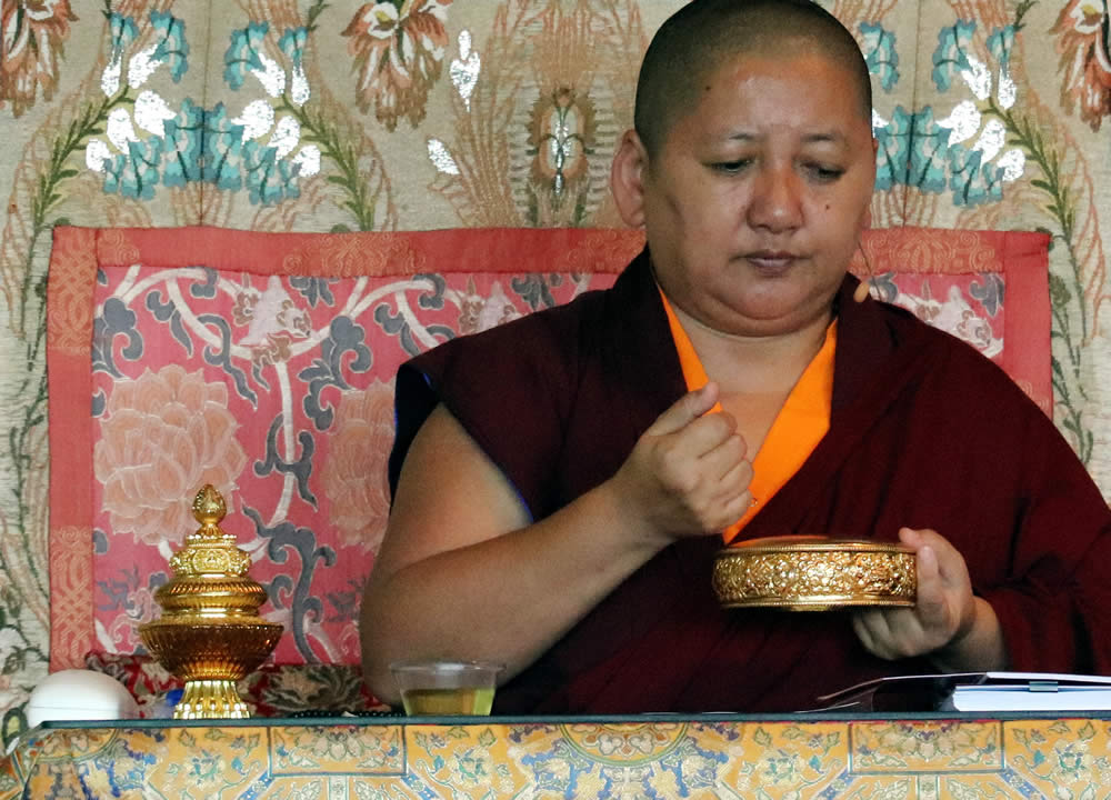 The Heart of the Vajrayana Path: Ngöndro Teachings - Jetsun Khandro Rinpoche teaching