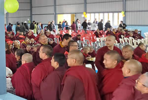 FOunders Day at Mindrolling Monastery 2020