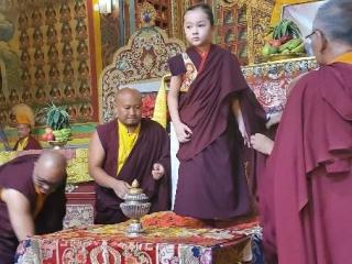 Dungse Rinpoche 6th Birthday