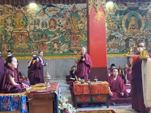 Dungse Rinpoche 6th Birthday